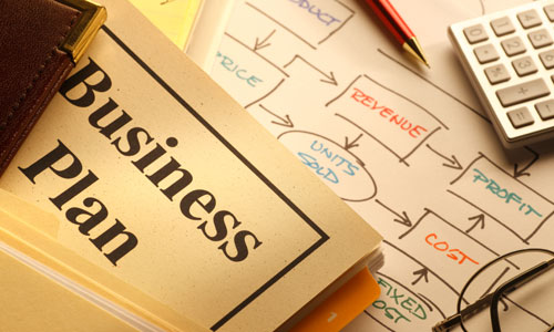 Structure Your Business Plan  Business Planning