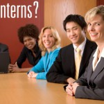 Interns help write your business plan