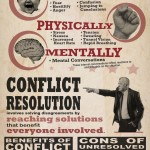 [Infographic] Conflict in the Workplace