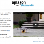 Amazon Prime Air – Behind the Curtain of an Amazing Marketing Case Study