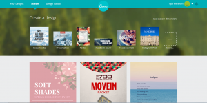 Canva – How to Create Graphics With Drop And Drag Technology – EASY!