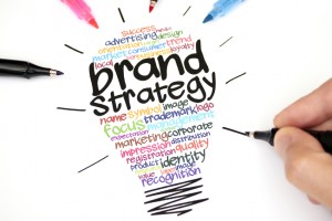 brand strategy graphic