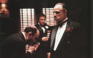 godfather as icon of strategic thinking