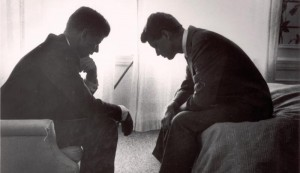 john and bobby kennedy cuban missile crisis