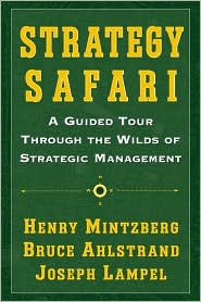 Strategy Safari Book, Mintzberg