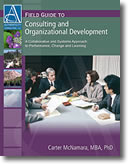 Consulting and Organization Development - Book Cover