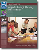 Nonprofit Strategic Planning and Facilitation - Book Cover