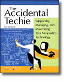 The Accidental Techie - Book Cover